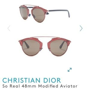 Dior So Real Sunglasses NWT & Authentic